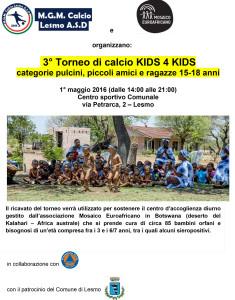 3°-Torneo-di-calcio-KIDS-4-KIDS